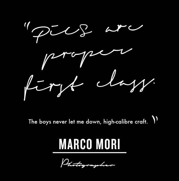 Marco Mori Quote