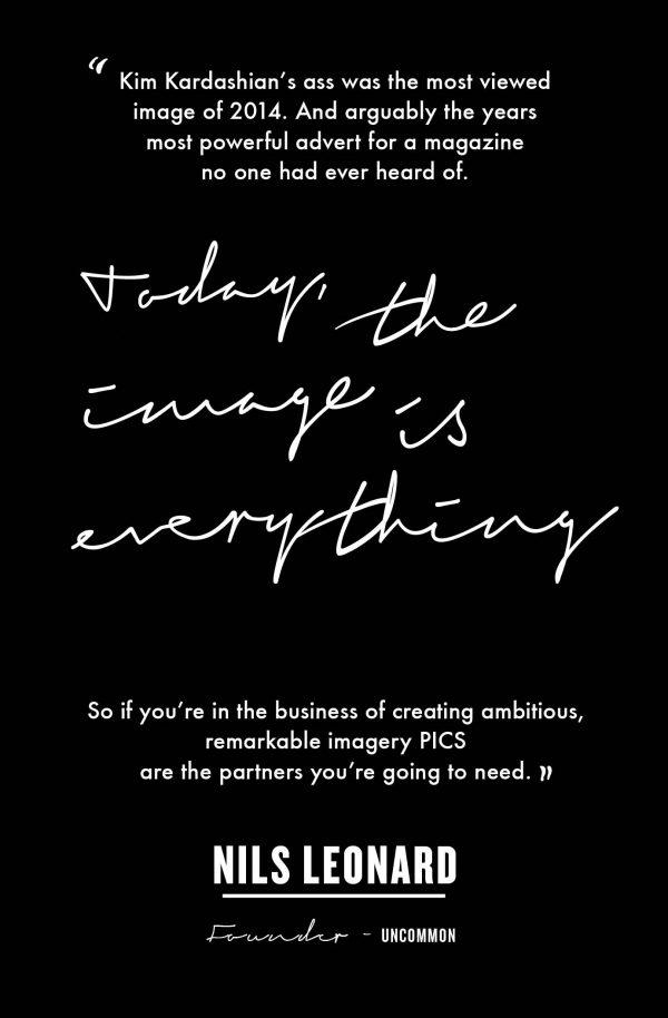 Nils Leonard Uncommon founder quote
